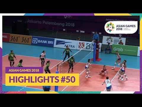 Asian Games 2018 Highlights #50