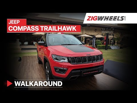 Jeep Compass Trailhawk 2019 Walkaround New Off Road Cred And 9