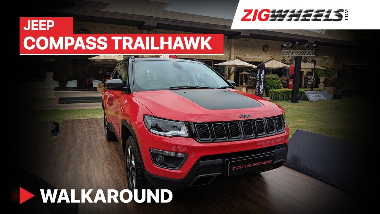 Jeep Compass Price, Images, Specs, Mileage, Colours in India