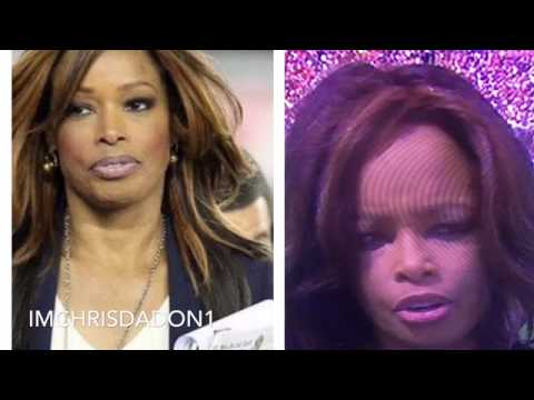 #PamOliver  Brazilian weave is out-of-control on her head #Fox #NFL