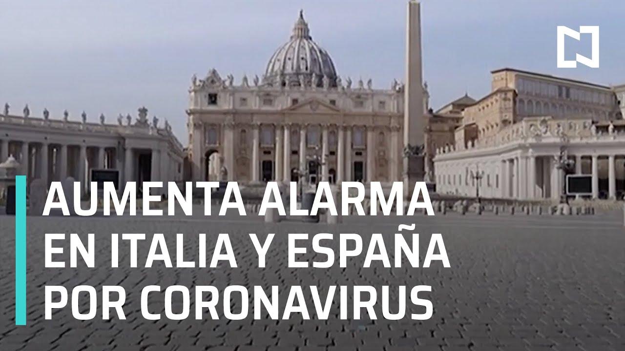 Coronavirus: Aumenta alarma en el mundo; México sigue con 7 casos confirmados - En Punto