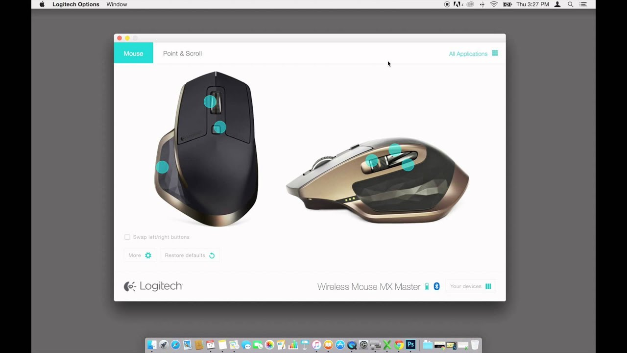 How To Enable Logitech Options' App Specific Settings
