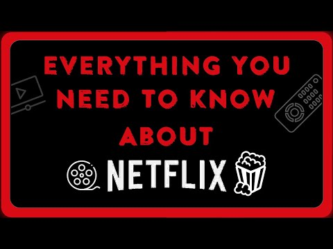 Netflix - A Disruptive Innovation : (Video on demand for movie rentals)