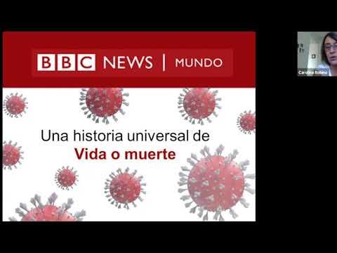 Comunicación & Salud UDD: La experiencia de BBC Mundo ante la pandemia