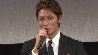 東京駅を舞台にした映画「すべては君に逢えたから」のジャパンプレミア...