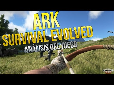 ARK Survival Evolved | MINI REVIEW