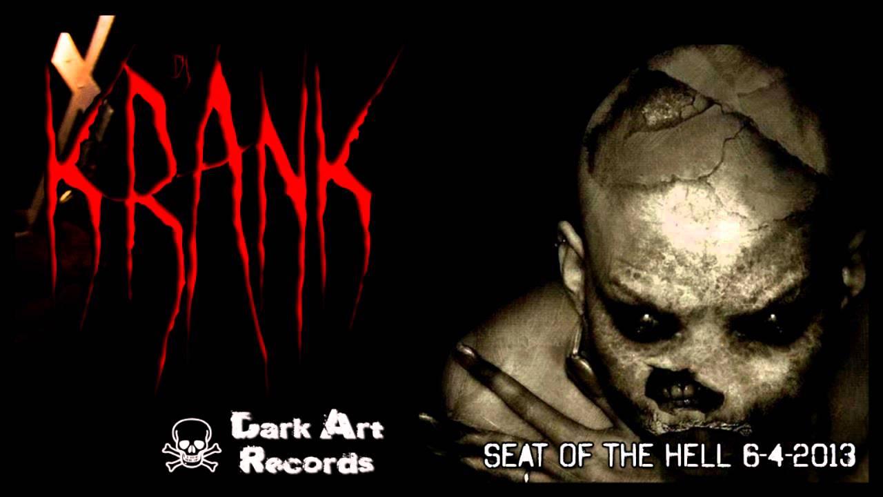 Dj Krank @ Seat Of The Hell 06-04-2013 (Hardtechno/Schranz)