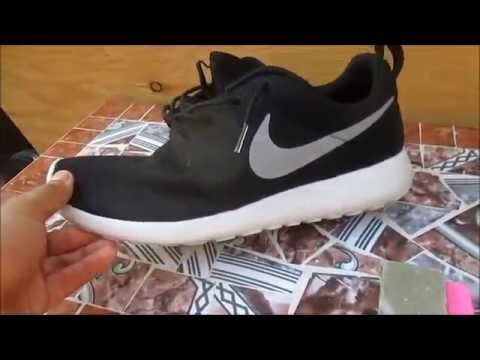 How To Clean Wash Nike Roshe Runs