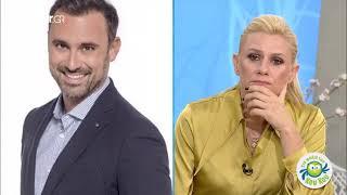Σκληρή απάντηση Καπουτζίδη on air: Η Μεσσαροπούλου έχει μαυρίλα μέσα της