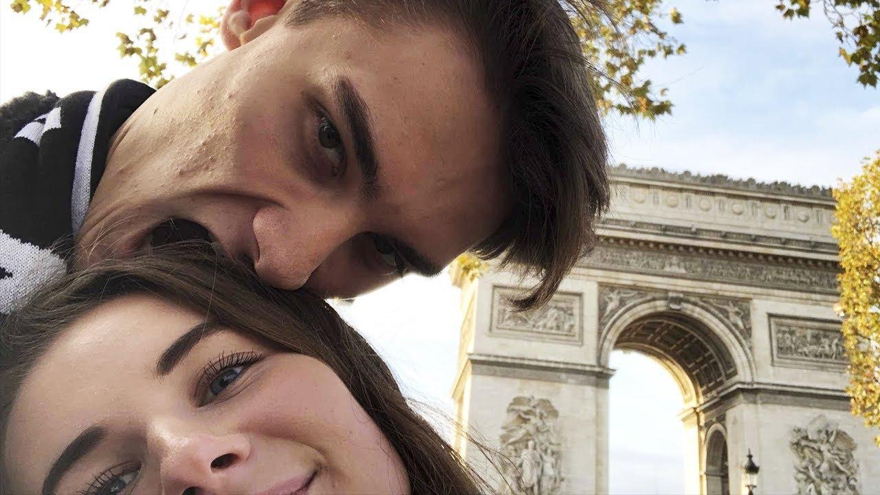 ❤ PARIS-TUR MED ANS OG ALEX ❤
