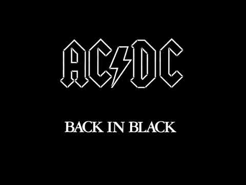 AC DC - Back In Black (Death Wish Trailer Song/Iron Man Soundtrack)
