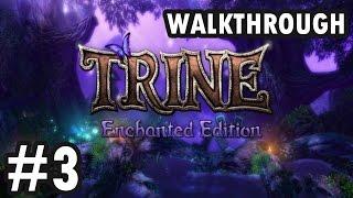 Trine: Enchanted Edition - Chapter 3 - Dragon Graveyard (Walkthrough)