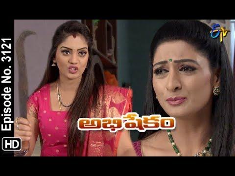Abhishekam   16th January 2019   Full Episode No 3121   ETV Telugu
