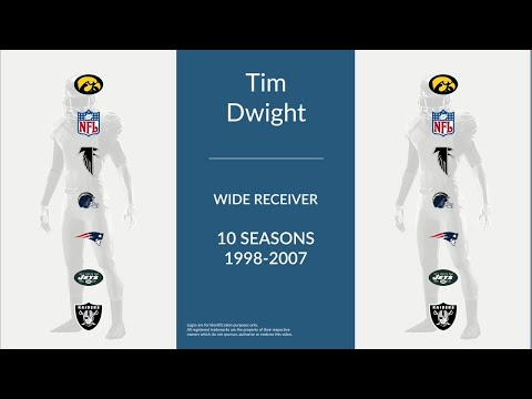 Tim Dwight: Football Wide Receiver and Kick Returner