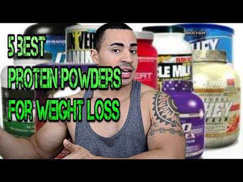 5-best-protein-powders-for-weight-loss-and-building-muscle-2016