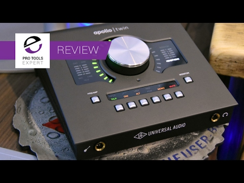 Review - Universal Audio Apollo Twin MkII