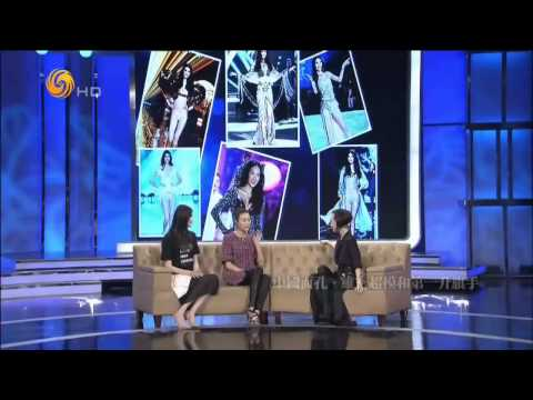 "Sui He cut Talkshow ""A day with LuYu "" 5/5/2015"
