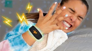 I Tried An Electric Shock Bracelet To Fix My Sleep Schedule