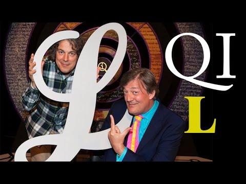 "QI XL - Series L Episode 8: ""Lovely"""