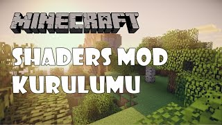 Minecraft - Shaders Mod Kurulumu 1.7.10 (Premium/Crack)