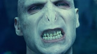 The Actor Who Plays Voldemort Is Gorgeous In Real Life