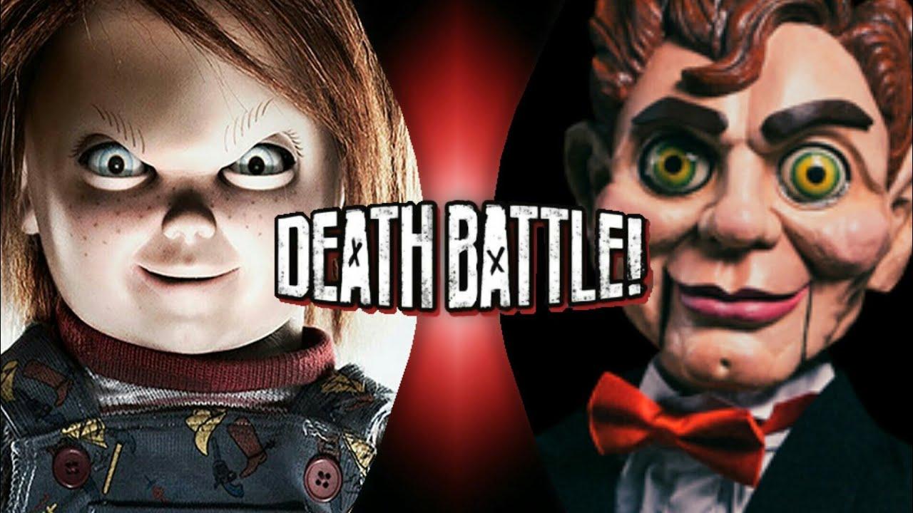chucky vs slappy death battle idea youtube