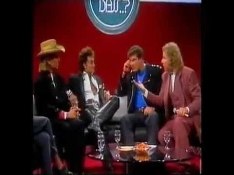 "David Hasselhoff  -  ""Crazy For You""  live @ Wetten Dass...? 1990"