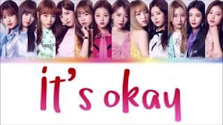 IZ*ONE - ケンチャナヨ