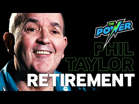 Phil Taylor on retirement from darts, targets for his final year and who can beat his record