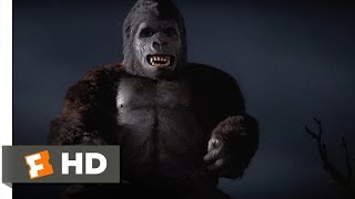 King kong (4/9) movie clip - a violent encounter (1976) hd