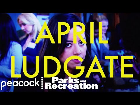 Parks and Recreation  April Ludgate's Best Moments Supercut