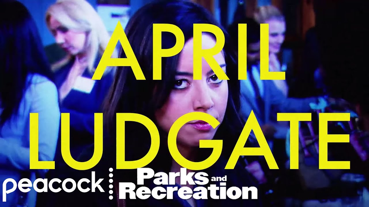 Parks and Recreation - April Ludgate's Best Moments (Supercut ...