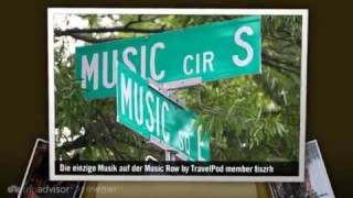 Music Row - Nashville, Tennessee, United States