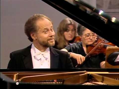 """Mozart, Concierto para piano Nº 5 en Re mayor K175, """"Salzburgo"""""""