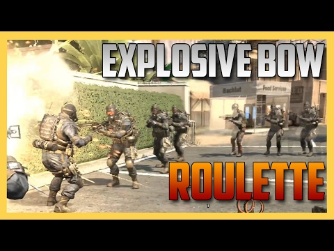 Explosive Crossbow Roulette!
