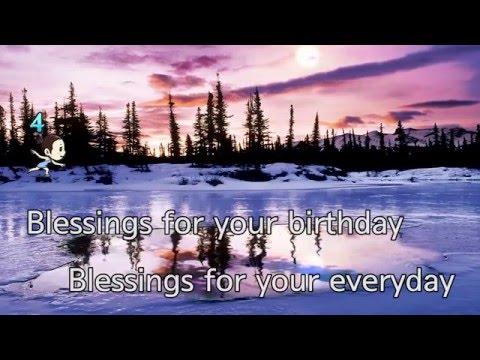 Blessing (KOREA.Ver) 노래방 / Blessing (KOREA.Ver)カラオケ