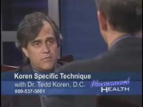 Interview with Dr. Tedd Koren about Koren Specific Technique(KST) part 2