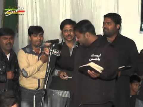 Ghuncha-e-Mazloomia Faizabad | Juloos-e-Beeswan 1437 | Anjuman Panjetani Turab Khani Sultanpur