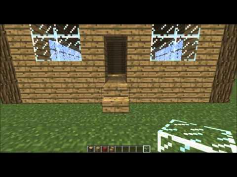 Como Construir Uma Casa Bonita E Simples No Minecraft