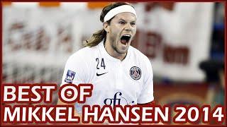 Best Of Mikkel Hansen 2014 HD