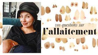 FAQ ALLAITEMENT : JE RÉPONDS À VOS QUESTIONS ! |Coline