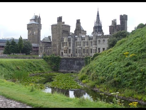 Places To See In ( Cardiff - UK ) Cardiff Castle