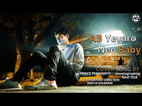 AB Yevaro Nee Baby ||Agnyaathavaasi || Dance Cover|| Prince Prashanth || Aditya kulkarni