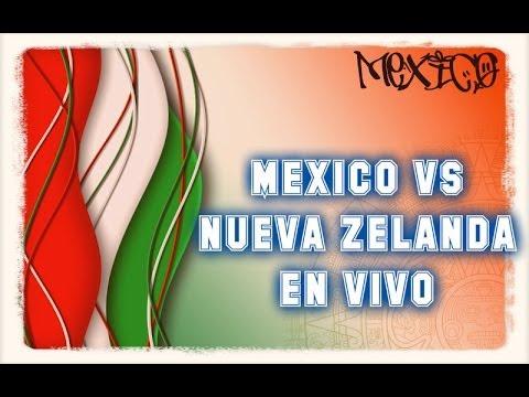 Los 5 apuntes: Mxico vs Nueva Zelanda