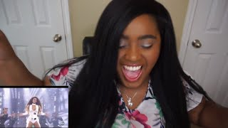 Ciara ft. Missy Elliott REACTION - Level up & Dose | 2018 AMA's  REACTION Video