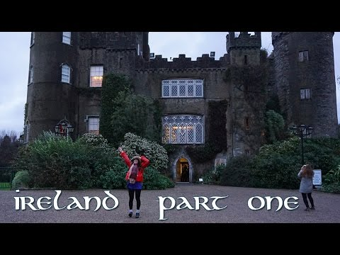 Ireland - Part 1 - Dublin, Malahide & Howth