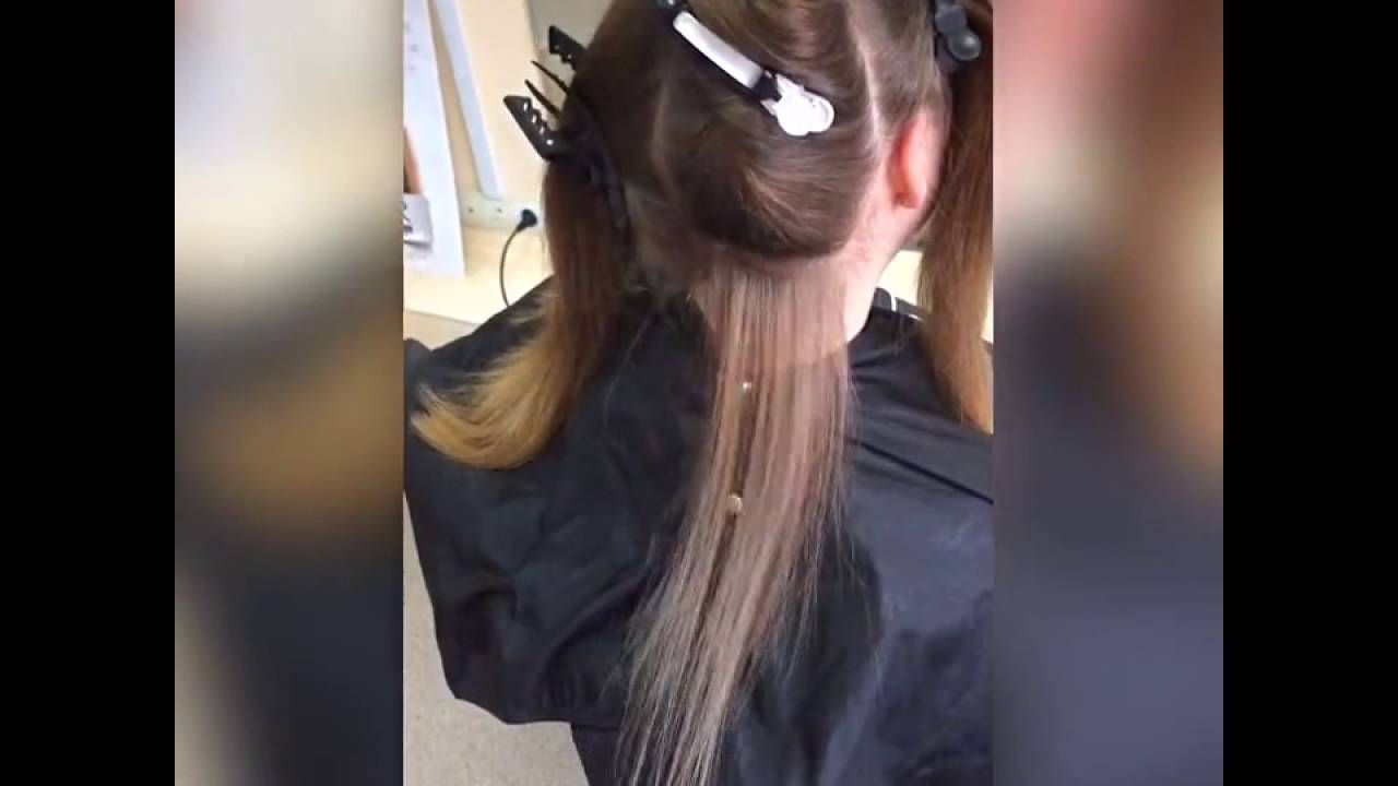 Keratin Luxliss - YouTube