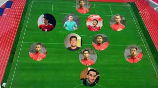 PREDIKSI LINE UP TIMNAS INDONESIA U23 VS SINGAPURA NANTI MALAM