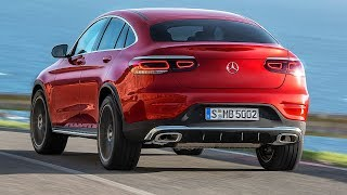 2020 Mercedes-Benz GLC Coupé - Interior, Exterior & Driving