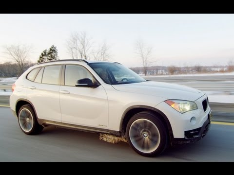 Car and Driver: Tested : 2013 BMW X1 xDrive28i - Review - CAR and DRIVER